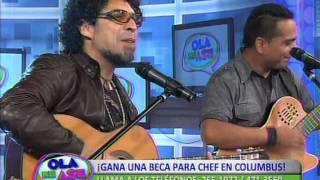 Pepe Alva canta Pechito Corazon en Ola Ke Ase Panamericana Tv
