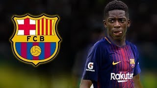 Ousmane dembele 2017 ● welcome to fc barcelona? - skills, assists & goals hd