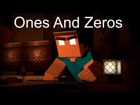 ♪ Ones And Zeroes | Minecraft Song | Lyrics