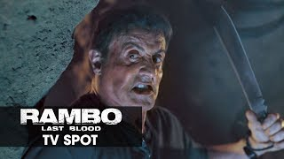"Rambo: Last Blood (2019 Movie) Official TV Spot ""Deranged"" - Sylvester Stallone"