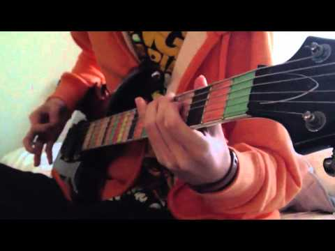 Chunk! No, Captain Chunk! - Make Them Believe [Guitar Cover]