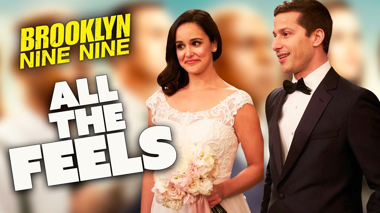 The Most Heartwarming Moments | Brooklyn Nine-Nine | Comedy Bites