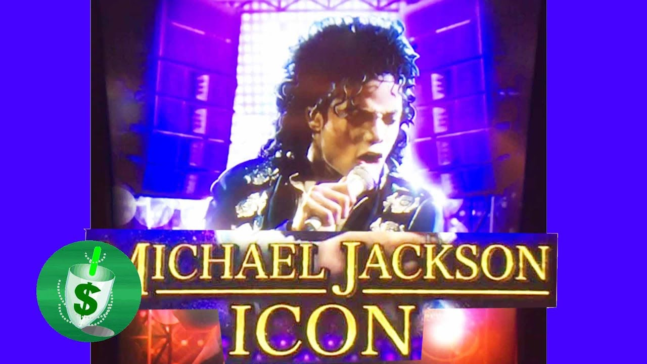Michael Jackson Icon Slot Machine