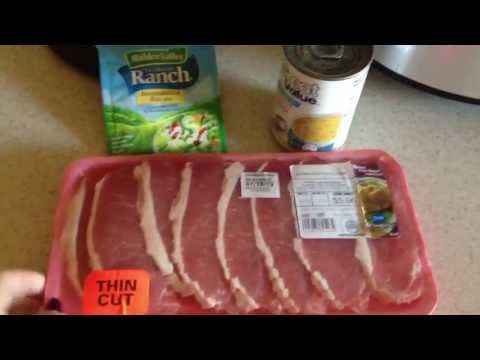 Cooking W/Vee: Ranch Style Pork Chops