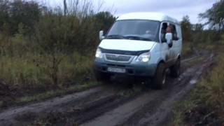 Испытание резины Соболь Off-road