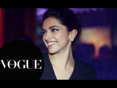 Deepika, Jacqueline at Manish Malhotra's & More   Lakmé Fashion Week   S/R 2015: Day 1   VOGUE India