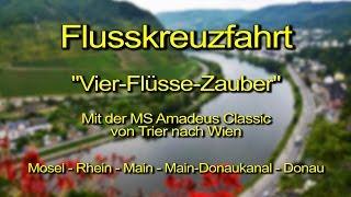 Flusskreuzfahrt mit MS Amadeus Mozart - Fotografische Momente - Eine Bilderreise