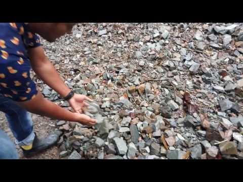 Ajaib Tambang batu permata di Aceh