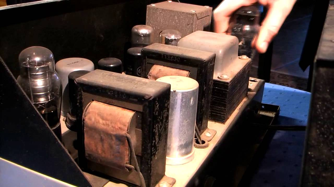 Parts Of A Tube Amplifier Youtube Simple High Quality Class