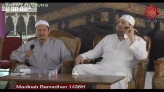 Download Tatbiq Tarannum Hijaz oleh Sheikh Yasir Sharqawi