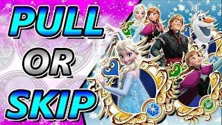 New Frozen Medals! New Buff Setups ~ KH Union χ[Cross]