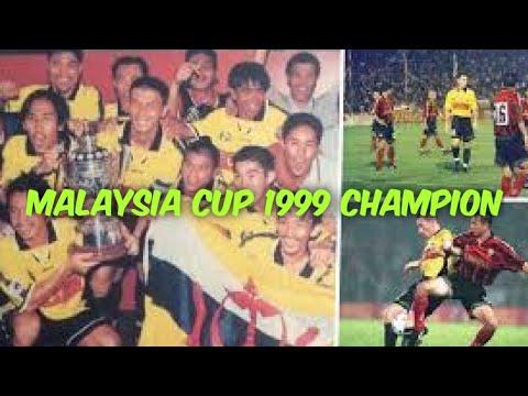 Mengimbau Kembali Brunei Viral Juara Piala Malaysia 1999