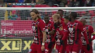 Edwards bombar in ledningsmål för ÖFK - TV4 Sport