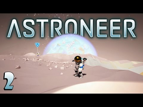 Astroneer | Part 2 | EXPLORING OTHER PLANETS!