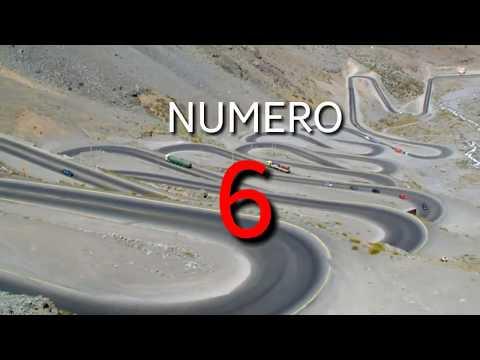 Las 7 Carreteras Mas Peligrosas Del Mundo