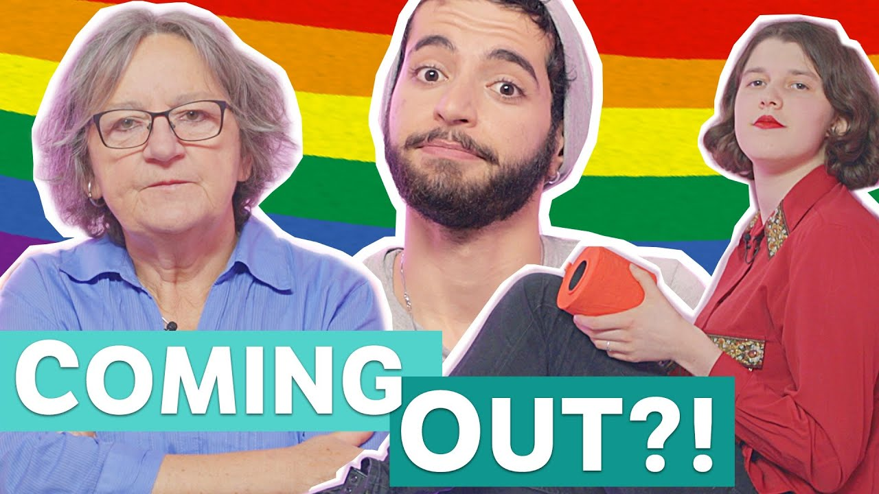 Coming Out: Wann soll ich mich outen? | Auf Klo