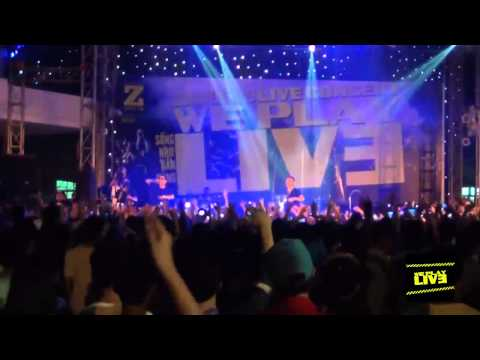 |We Play Live 2013| Tell me why - JustaTee ft Mr.A