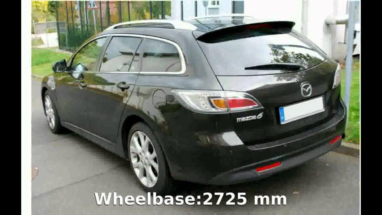 irozona] 2008 Mazda 6 Hatchback 2.2 MZR-CD - Details - YouTube