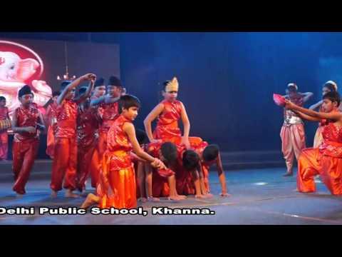 Delhi Public School , Khanna , Founders Day ( Seniors )