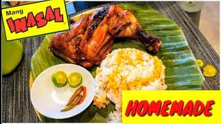 HOME MADE MANG INASAL RECIPE | FILIPINO BBQ
