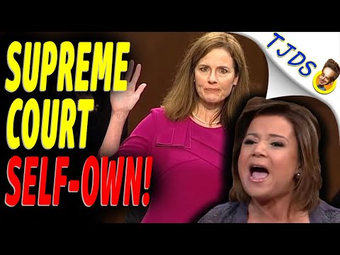 Ana Navarro's SELF-OWN About The Supreme Court!