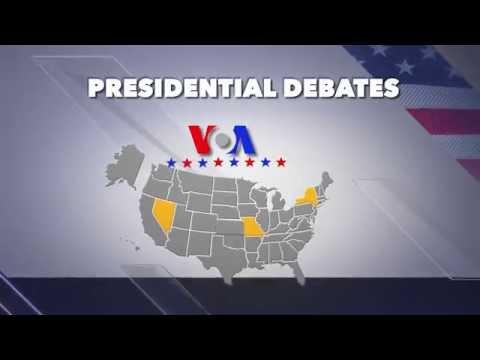 USA Votes 2016 Debates promo