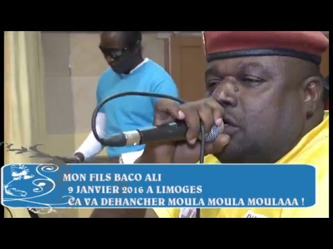 BACO ALI LIMOGES 9 JANVIER 2016 AMBIANCE