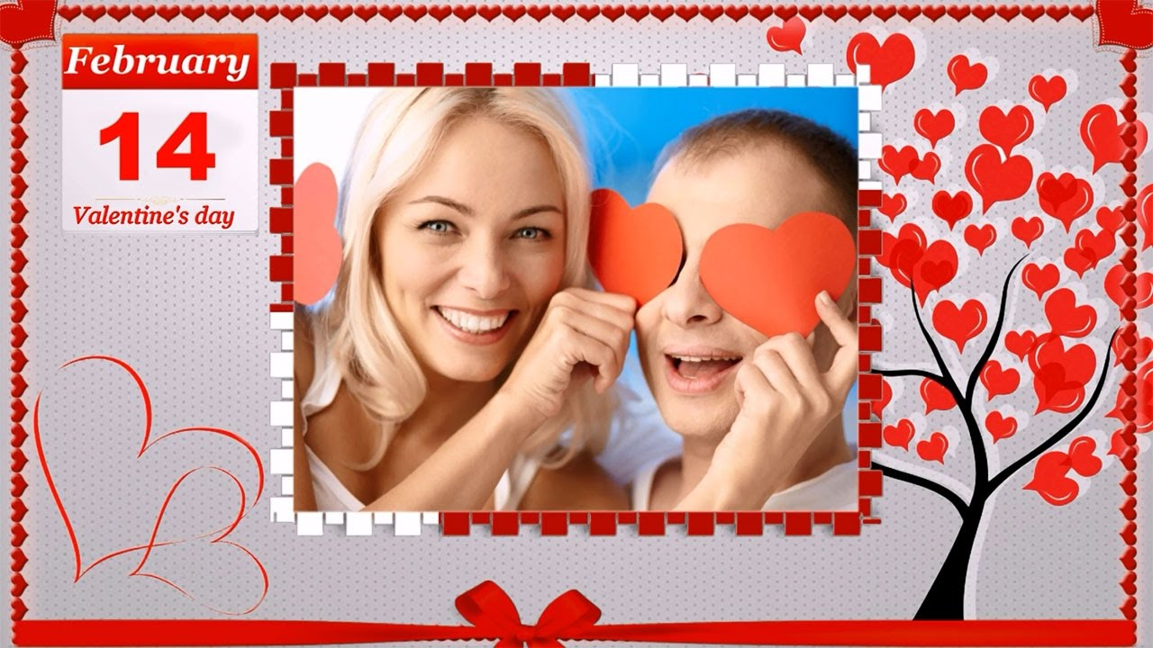 valentines day slideshow templates