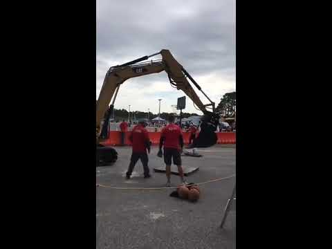 The Scoop News Video Report - At the North Port Public Works Rodeo