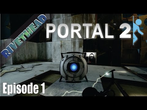 "Portal 2 - E1 - ""This time with more cake"""
