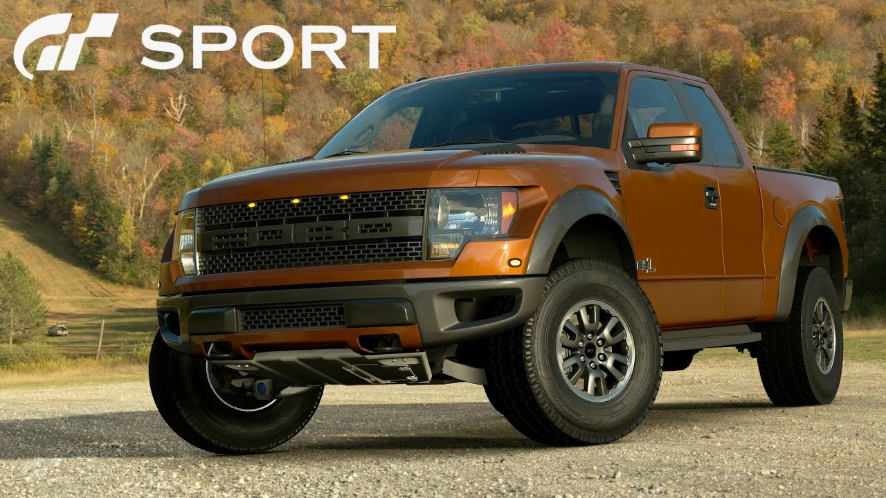 Gt Sport Ford Svt F Raptor Review