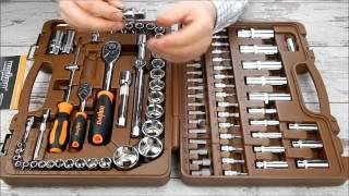 видео OMT141S Набор инструментов 1/4