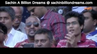 Sachin Sachin - Sachin A Billion Dreams Song : Lyrics & HD Video