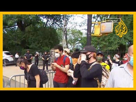 ???? تنديدا بمقتل فلويد.. المظاهرات تتواصل في نيويورك  - نشر قبل 3 ساعة