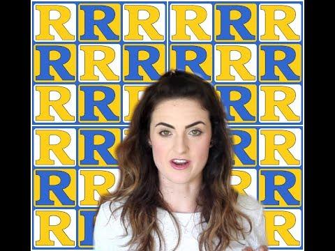WTF!? Slender R in Irish / R caol EXPLAINED!