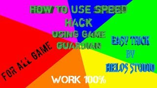 How To Use Game Guardian