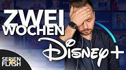 2 Wochen Disney Plus! Der Endgegner für Netflix? | Disney Plus Review | SerienFlash