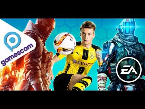 DIRECTO: Conferencia Electronic Arts | GAMESCOM 2016 | Meristation