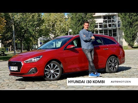Hyundai i30 Kombi 2019: 1.4 T-GDI mit 140 PS und DCT im Review, Test, Fahrbericht
