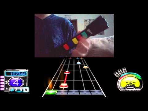 Guitar Hero Custom (FFDP & Tech N9ne - Mama Said Knock You Out )