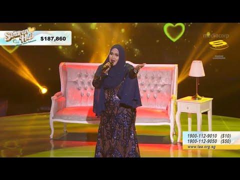 Kasih Kita - Aishah Live Sinaran Hati Singapura 2018