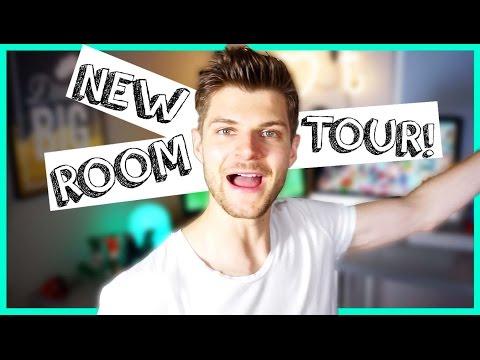 NEW ROOM TOUR!