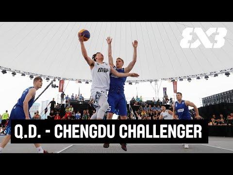 LIVE 🔴 - FIBA 3x3 Chengdu Challenger 2018 - Qualifying Draw - Chengdu, China
