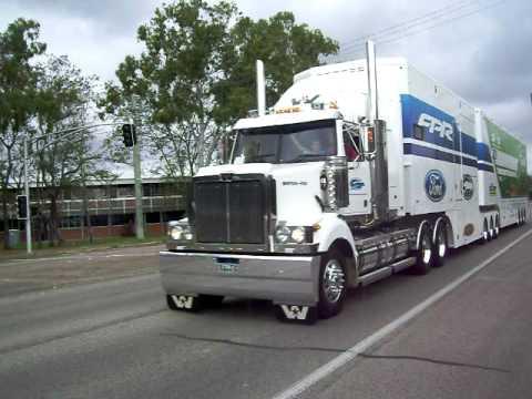 v8 truck convoy.MOV