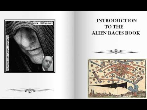 The translated Russian book of Alien Races