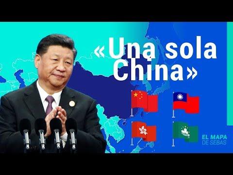 🇨🇳🇹🇼¿Qué son CHINA, TAIWÁN, HONG KONG y MACAO?🇭🇰🇲🇴 (ft. Kariniwiii)
