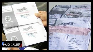 Mail-In Ballot Madness!