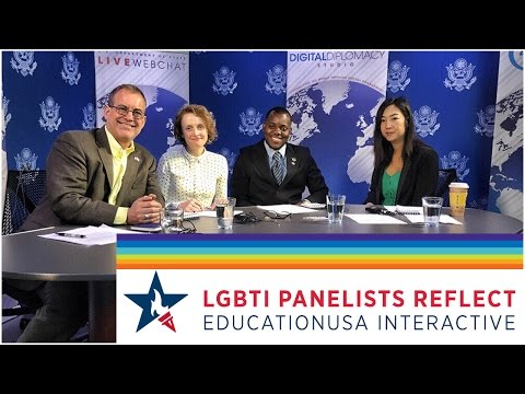 LGBTI International Students Reflect on EducationUSA Interactive