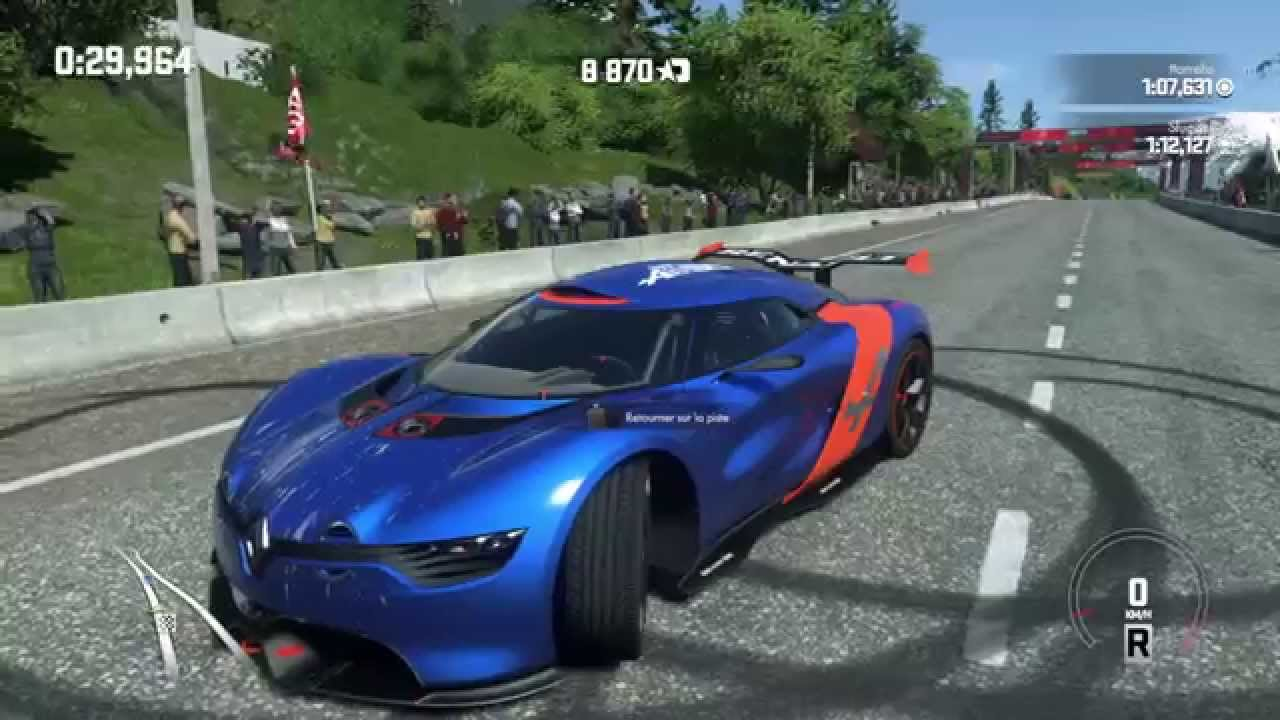driveclub renault alpine a110 50 test canada youtube. Black Bedroom Furniture Sets. Home Design Ideas