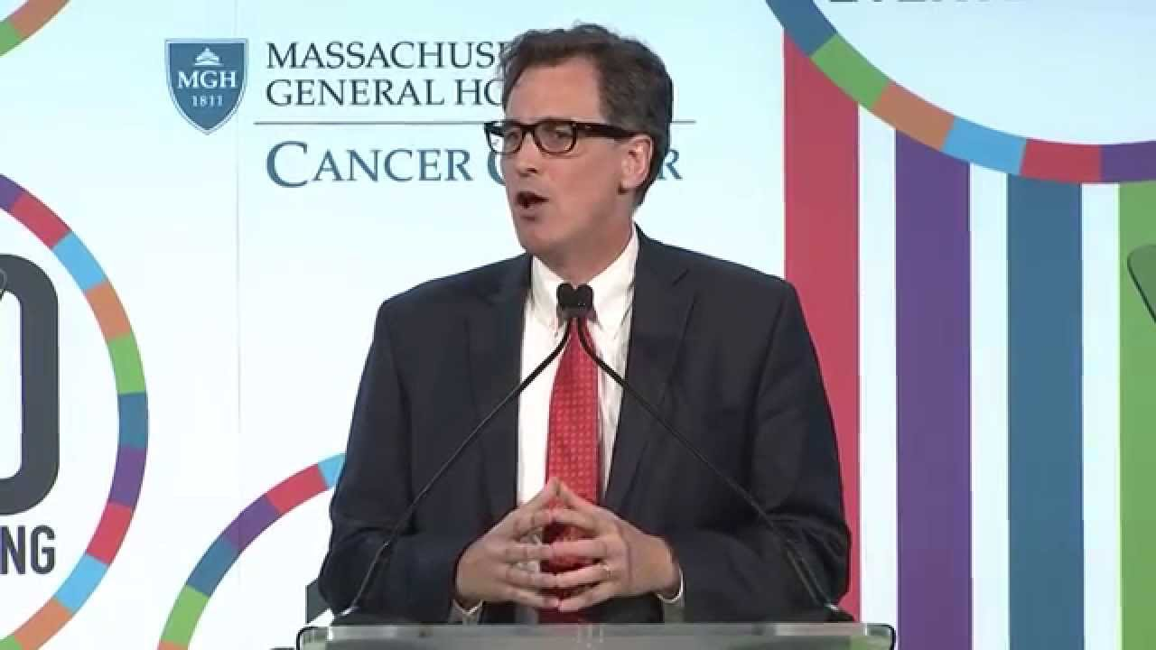Remarks by Dr  David Ryan, Clinical Director of the Mass General Cancer  Center